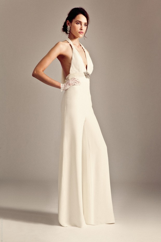 Temperley Bridal 2014: Iris Collection