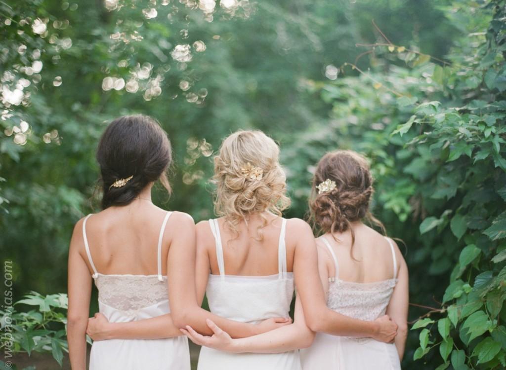 Recogidos de novia verano
