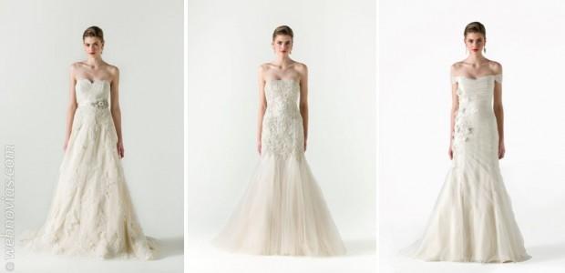 Vestidos de novia 2015: Anne Barge 14