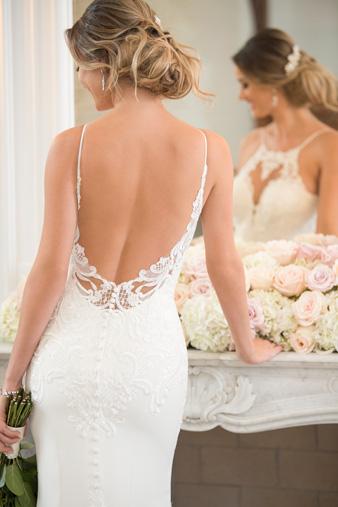 Vestido de novia de Stella York