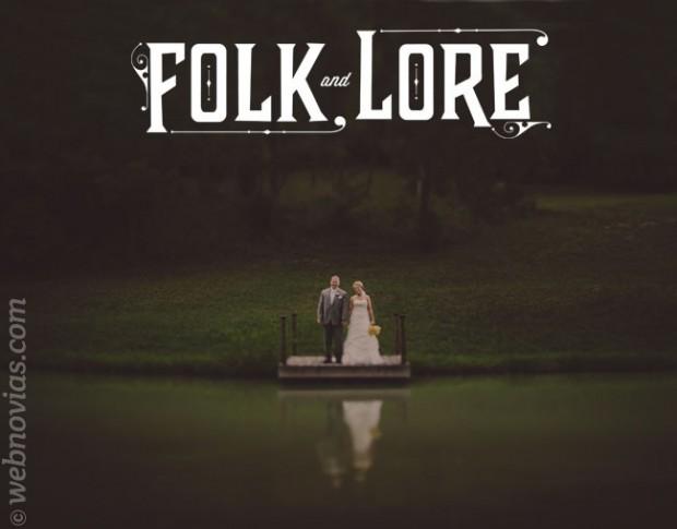 Maquillaje de boda: look folclore