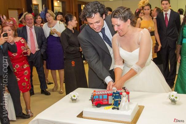 Ana y Antonio, íntima y romántica boda