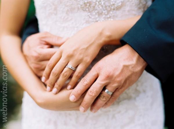 Anillos y alianzas para la boda