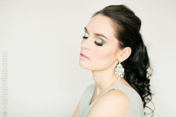 Novias morenas: el maquillaje ideal