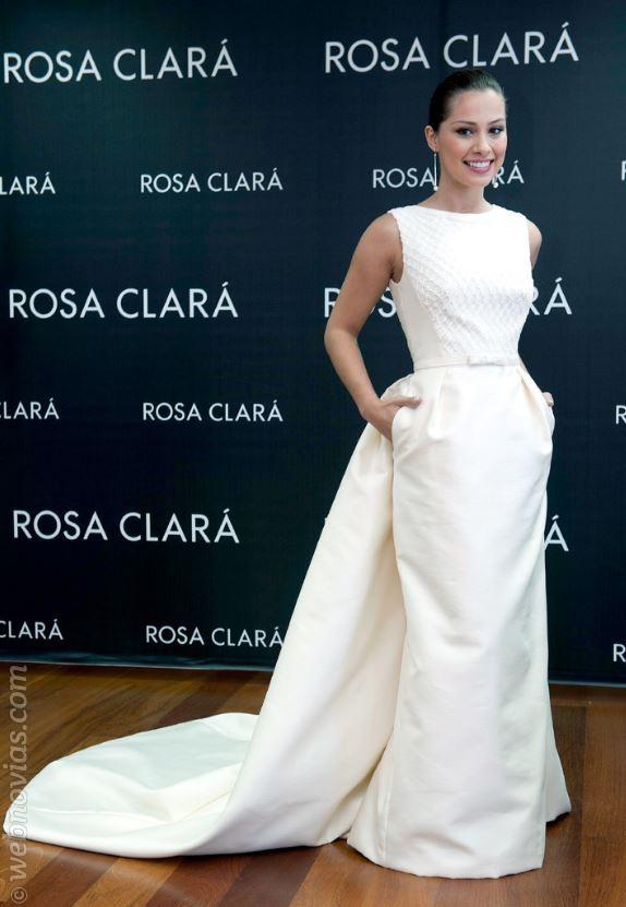 Avance Gaudí Novias 2014: Rosa Clará