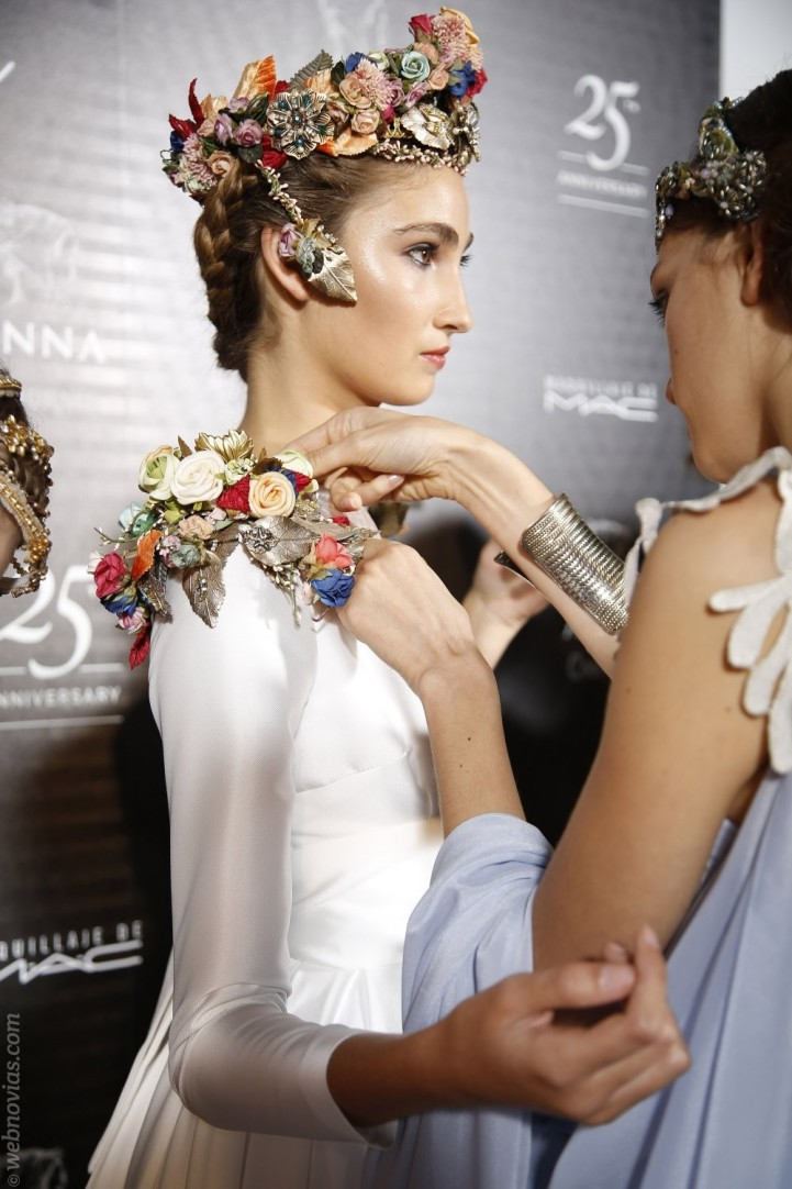Backstage Matilde Cano 340040