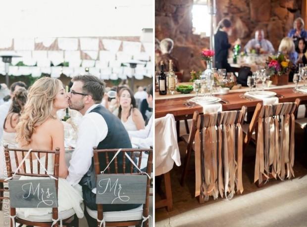 Banquetes con mesa larga: ¡es una fiesta!