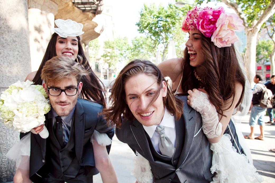Barcelona Wedding semana lúdica y empresarial