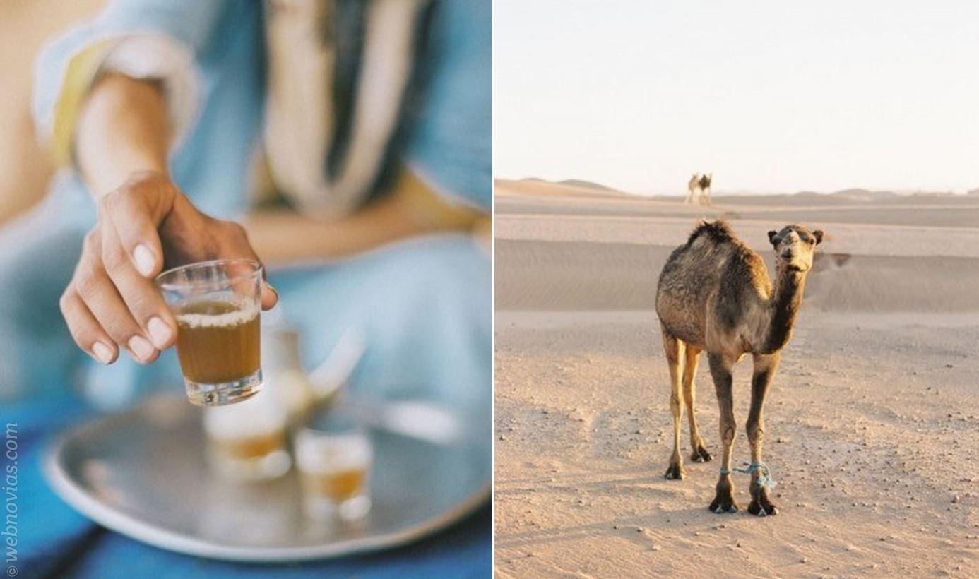 Boda en Marruecos: máximo exotismo