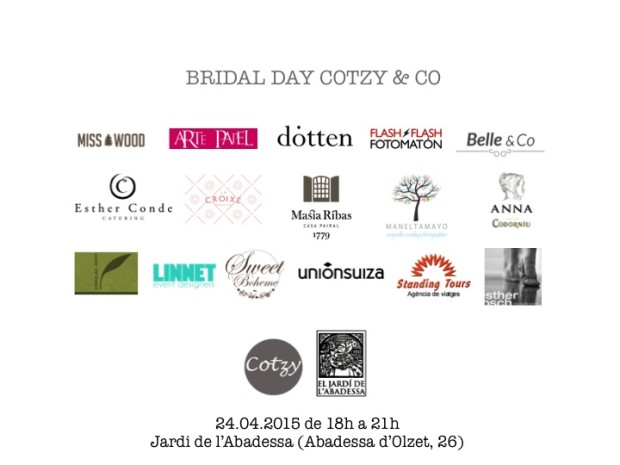 Bridal Day Cotzy & co