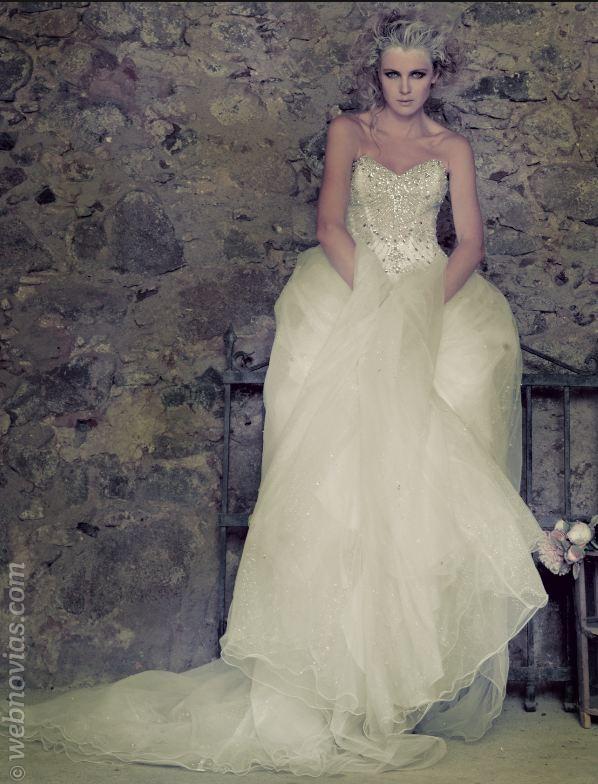 Consejos de moda: vestidos de princesa