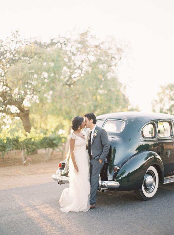 Transportes originales para la boda