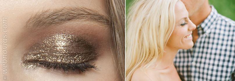 Novias rubias: el maquillaje ideal