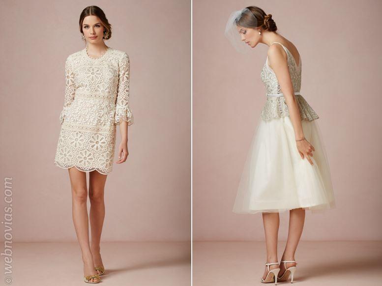 Las novias de otoño de BHLDN | Webnovias.com
