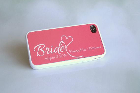 Carcasas de móvil para bodas