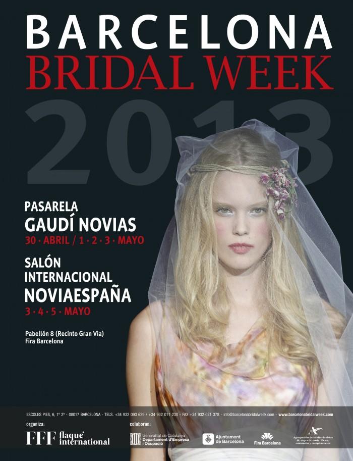 Barcelona Bridal Week 2013: ¡ya está aquí!