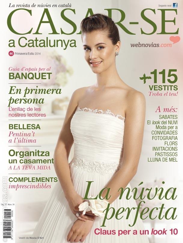 Casar-se a Catalunya ¡en tu quiosco!