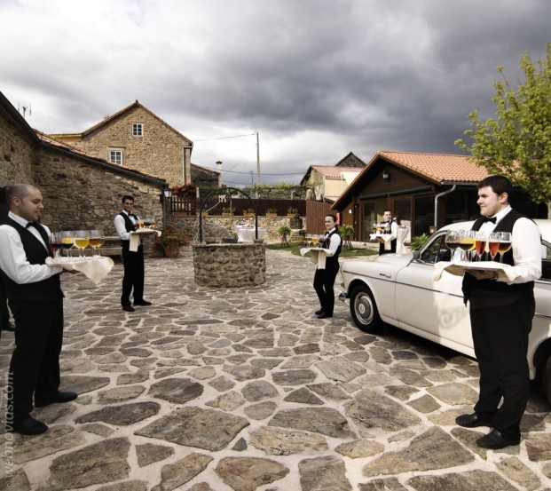 Casarse en Galicia Aldea de Sestelo