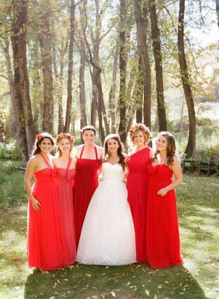 Vestirse de rojo, vestirse de amor