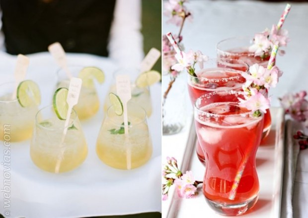 Cinco ideas para evitar el calor en las bodas