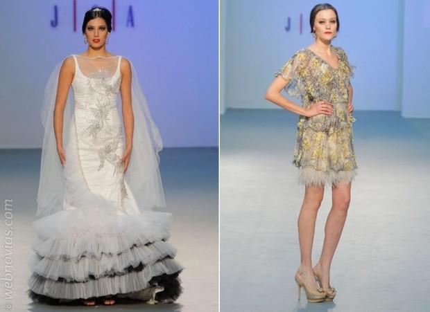 Vestidos de novia Juan Carlos Armas 2015