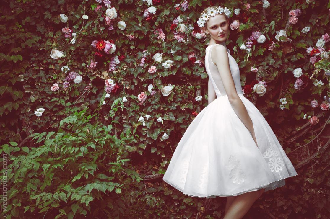 Colección 2015 de novia de Stone Fox Bride