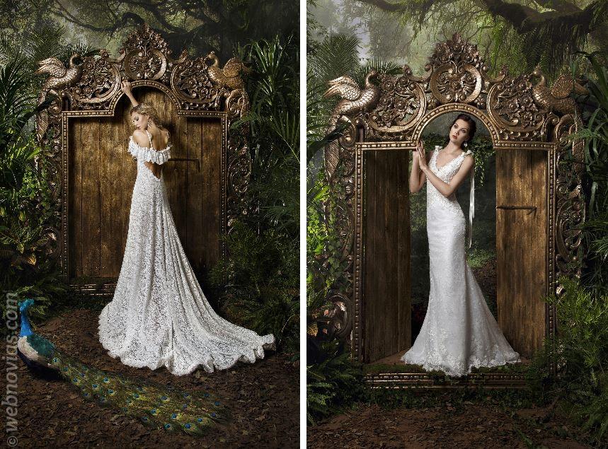 Colección 2015 para novia de Complice