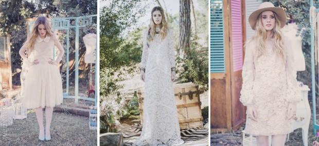 Colección de vestidos de novia 2015 ImmaClé