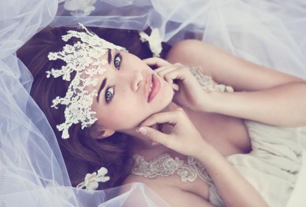 Complementos para novias de Royal Couture