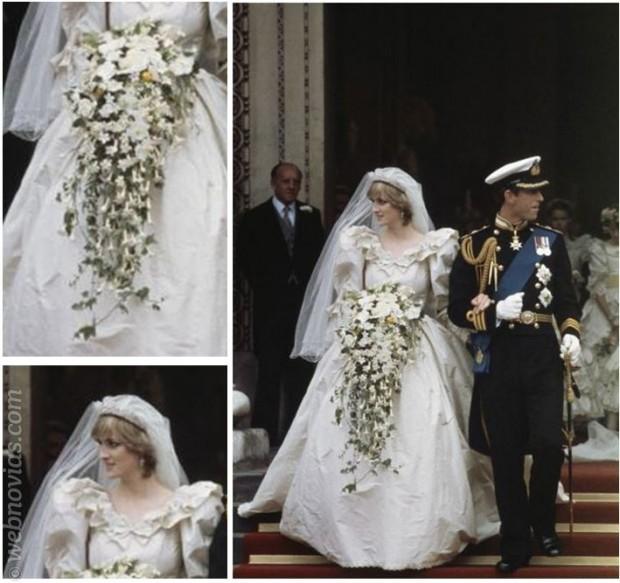 consejo de moda: vestidos de novia años 80 | webnovias