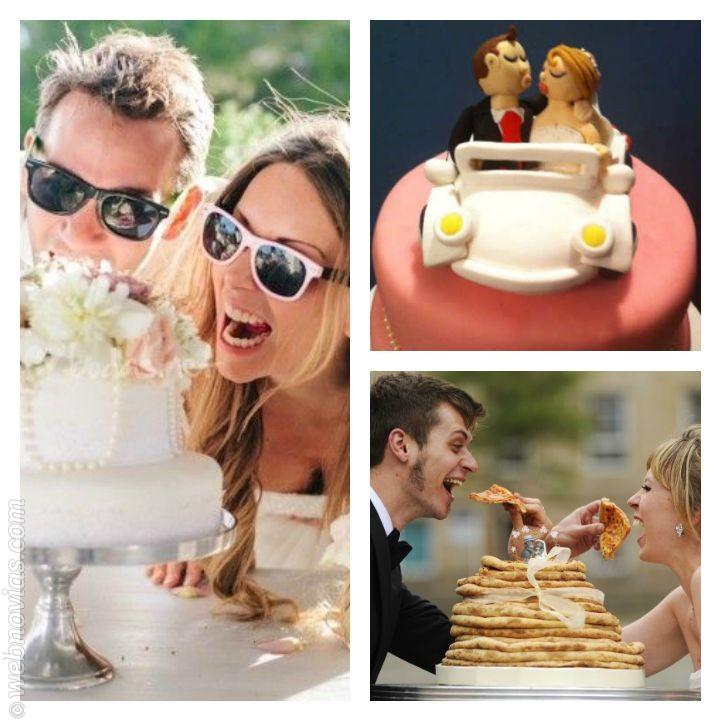 Curiosidades sobre el pastel de boda 2