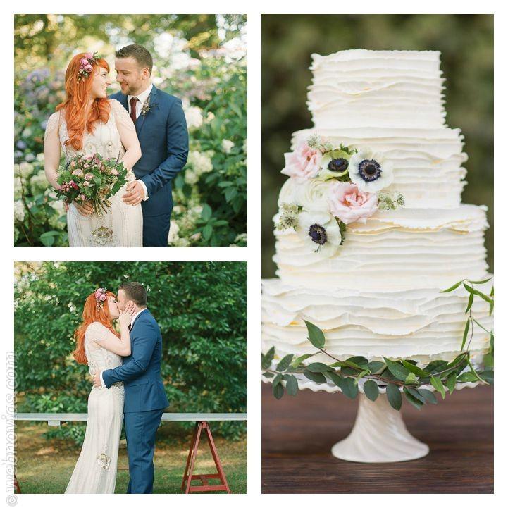 Curiosidades sobre el pastel de boda 3