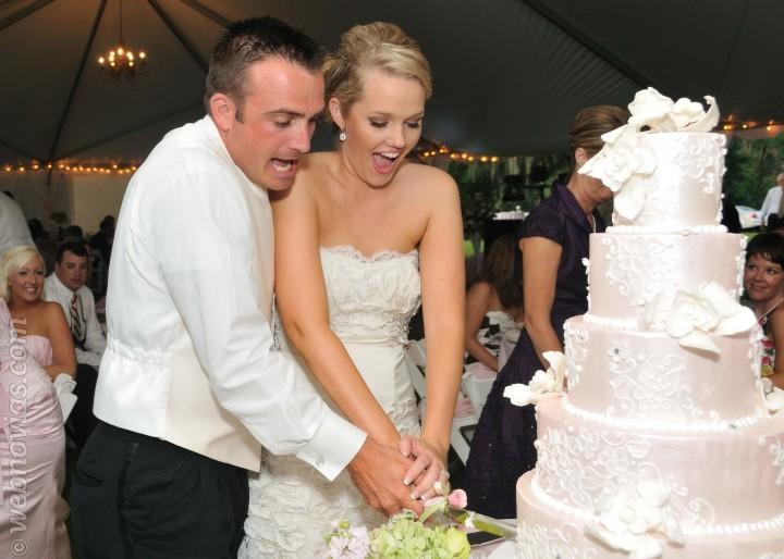 Curiosidades sobre el pastel de boda
