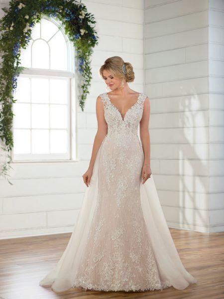Vestido de novia de Essense of Australia