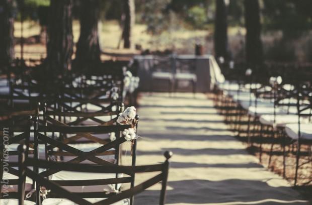 Dalia y Alejandro, boda en plena naturaleza
