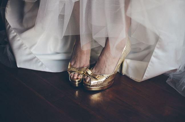 Una novia de oro