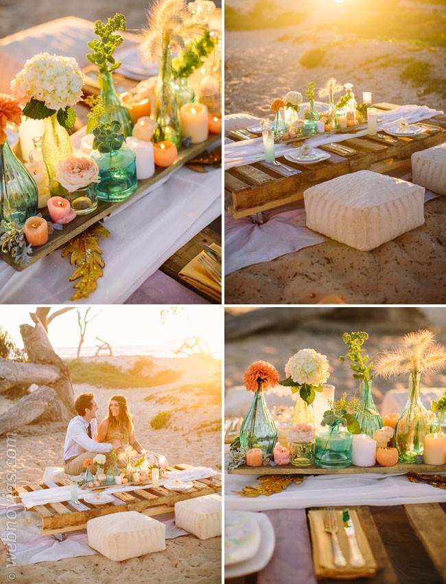 Decora tu boda con palés