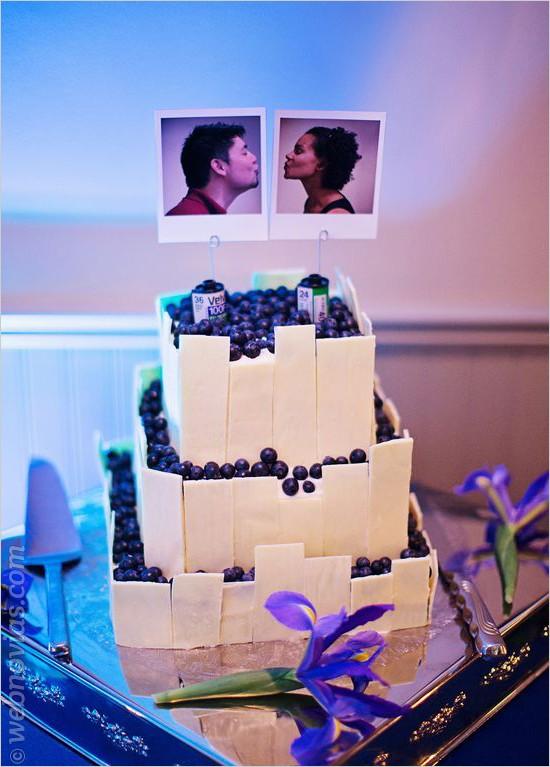 Decora tu boda con polaroids