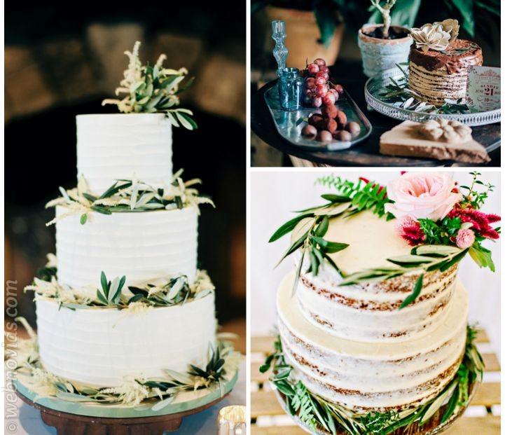 Decora tu boda con ramas de olivo