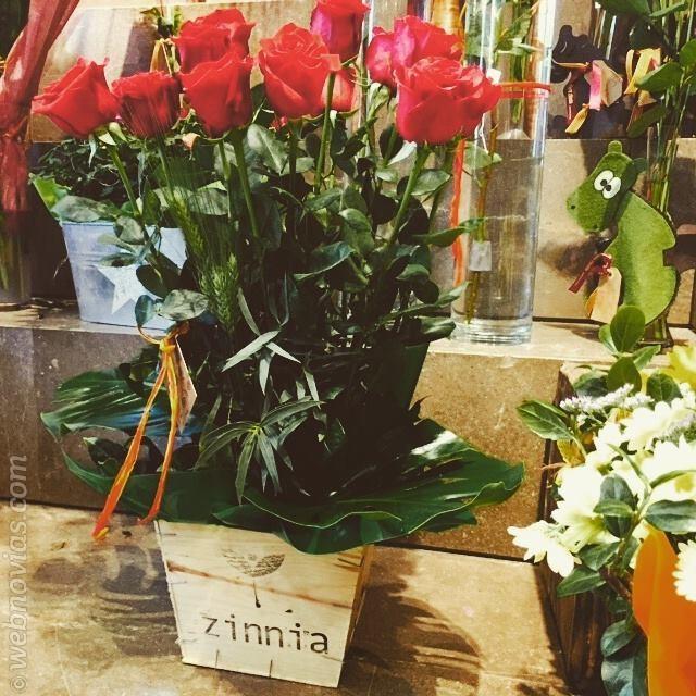 Decora tu boda con rosas