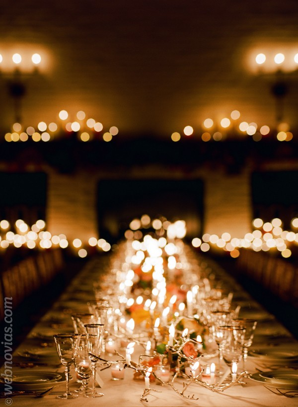 Decora tu boda con velas