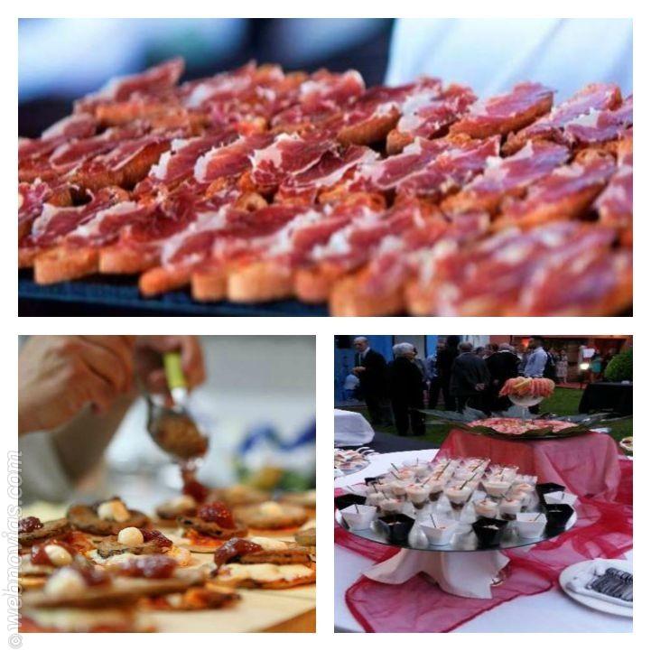 El menú ideal para bodas de verano