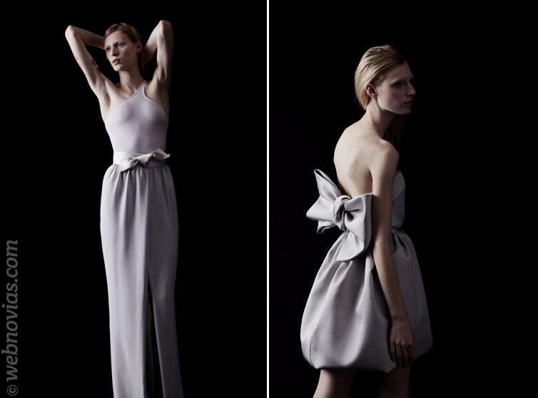 Elegancia parisina: Lanvin Blanche 2014