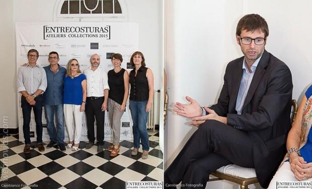 Entrecosturas Ateliers 2015, llega la magia