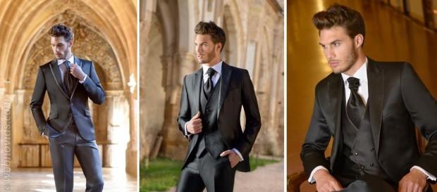 Enzo Romano: trajes de novio para el 2014