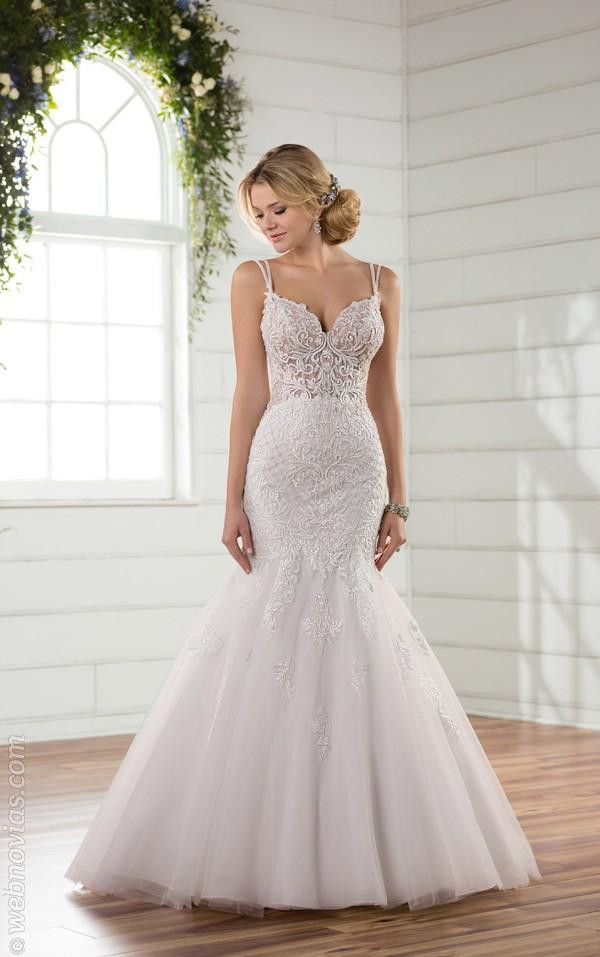 Vestido de novia de Essense