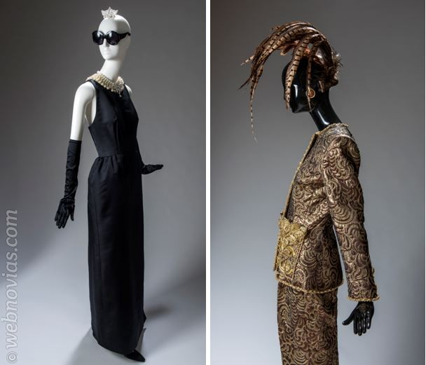 Exposición, Hubert de Givenchy