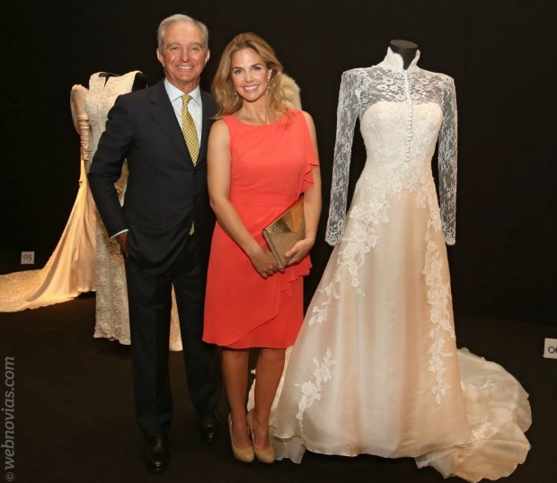 "exposición ""50 love stories"" de pronovias 