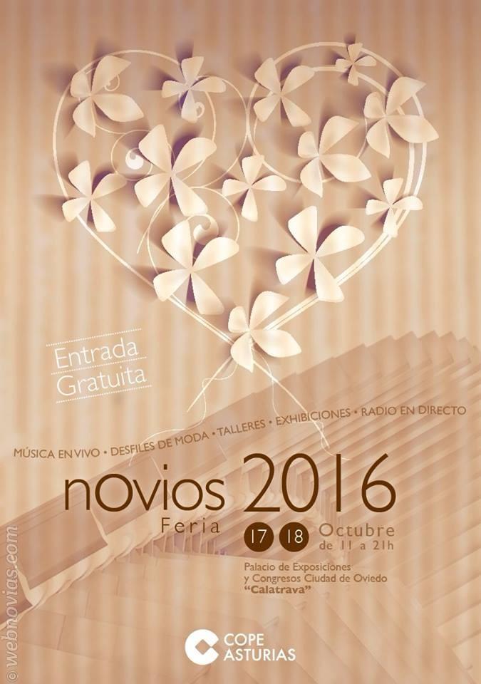 Feria Novios 2016 llega a Oviedo