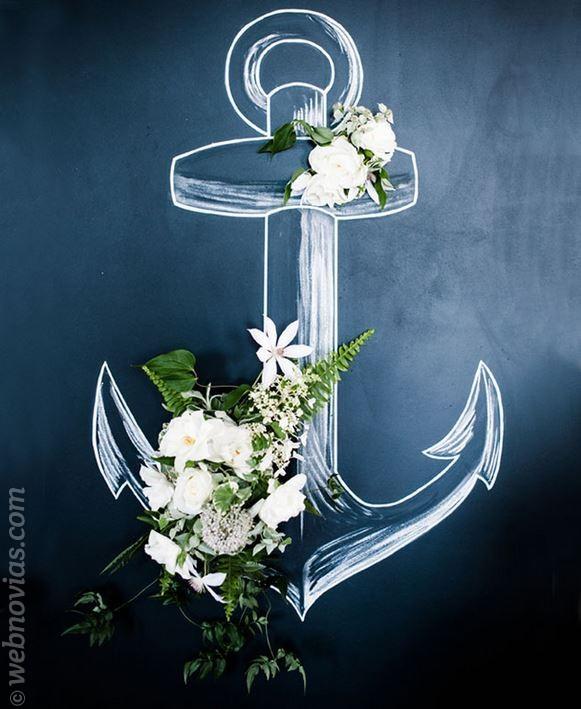 Decoración de bodas de verano